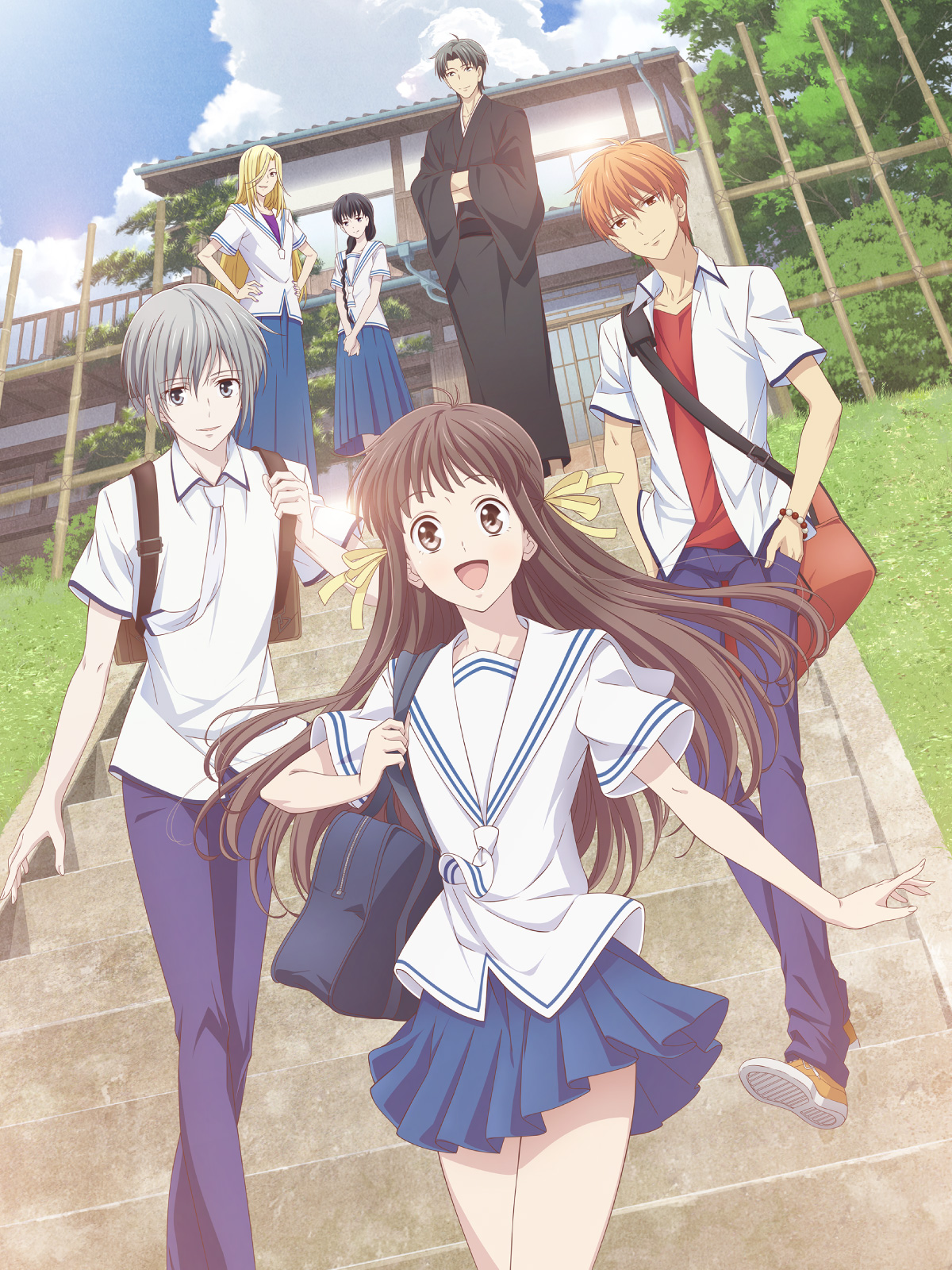 Fruits Basket visual