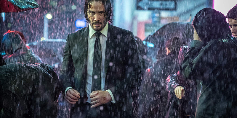 Box Office: John Wick 3 si aggiudica il weekend in Italia e in America