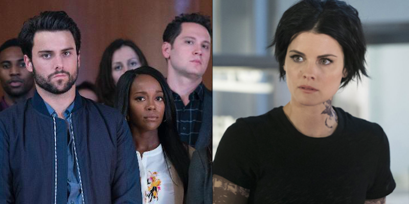 Ascolti USA - How to Get Away With Murder/Blindspot