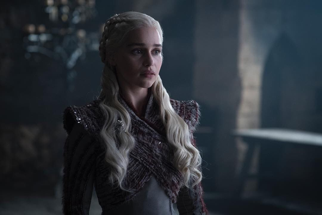 Game of Thrones 8 Daenerys