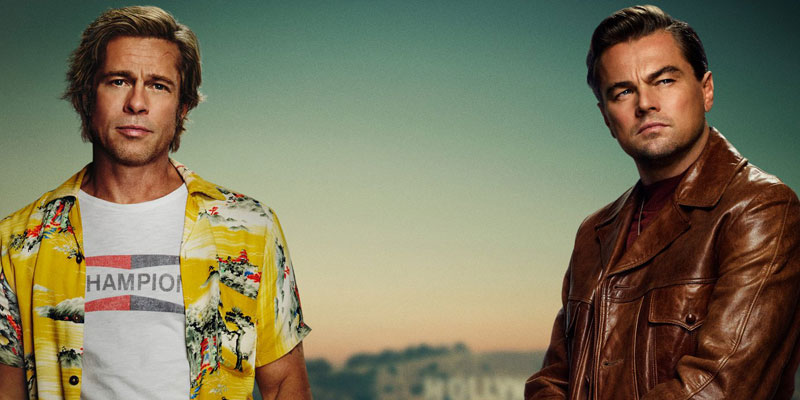 Once Upon a Time in Hollywood – Primo poster per il film di Tarantino
