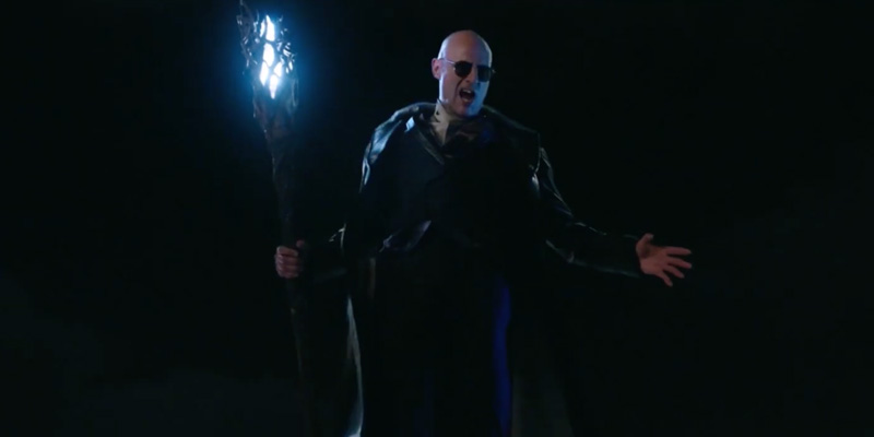 "Shazam! La nostra intervista al ""malvagio"" Mark Strong"