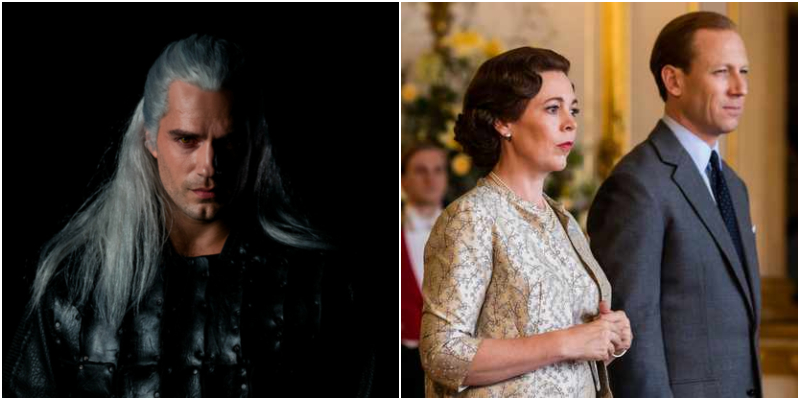 The Witcher e The Crown 3: ecco quando arriveranno su Netflix