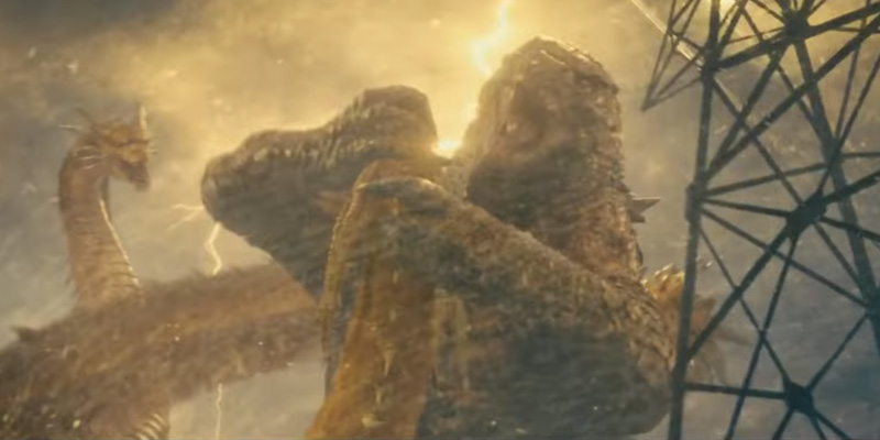 Godzilla: King of the Monsters – È battaglia tra mostri nel nuovo spot