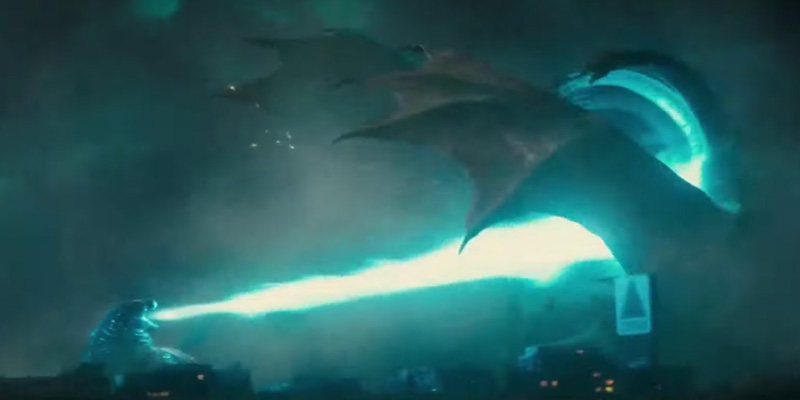 Godzilla: King of the Monsters – La battaglia infuria nel nuovo spot