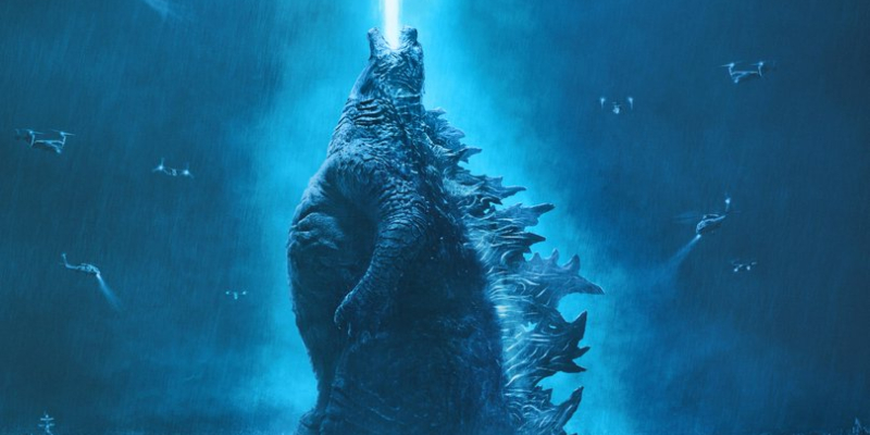Godzilla: King of the Monsters – Tutta la furia del Re dei Mostri nel nuovo poster