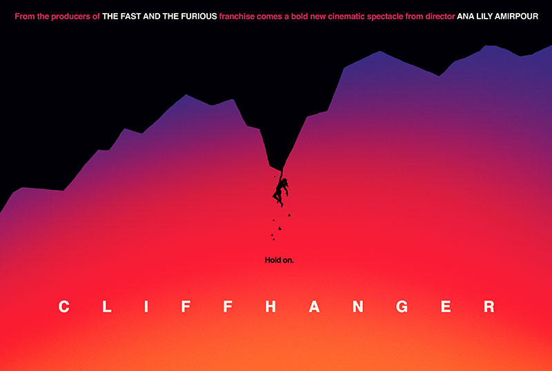 Cliffhanger-artwork