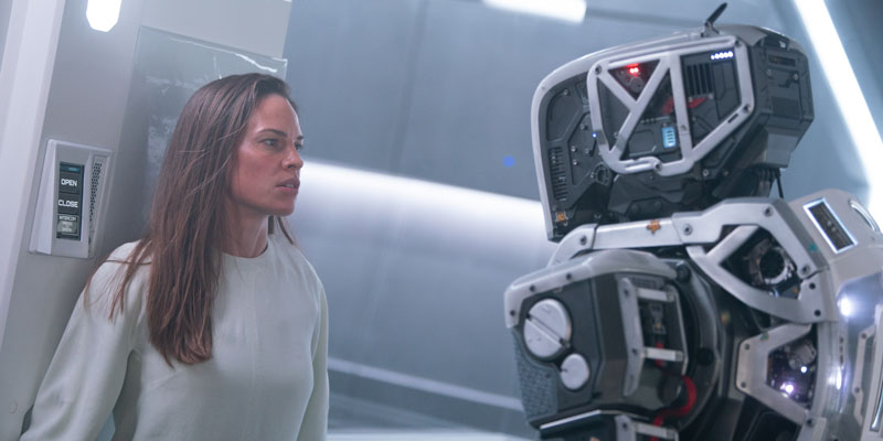 I Am Mother – Trailer del sci-fi con Hilary Swank, su Netflix dal 7 giugno