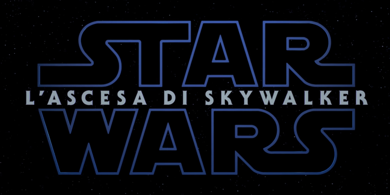 Star Wars: L'Ascesa di Skywalker – Ecco IL TRAILER ITALIANO!