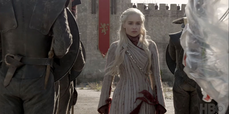 Game of Thrones 8×04: Il backstage di The Last of the Starks