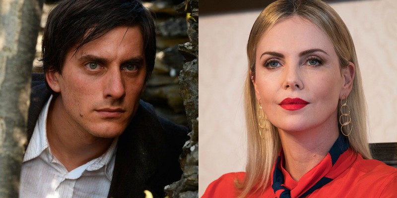 Luca Marinelli accanto a Charlize Theron in The Old Guard!