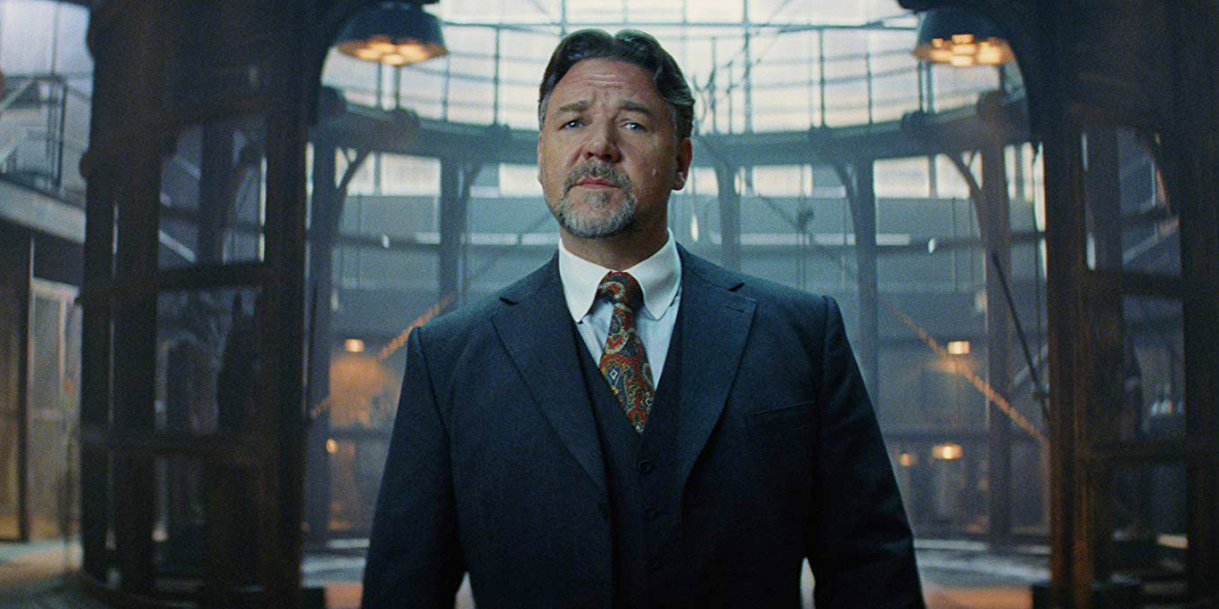 Russell Crowe sarà un maniaco nel thriller stradale Unhinged