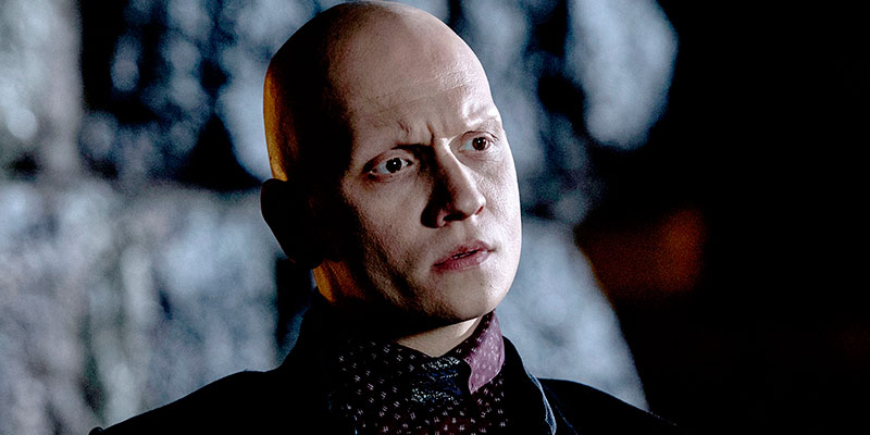 Anthony Carrigan villain di Bill & Ted Face the Music