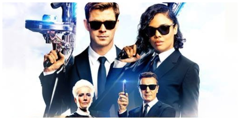 Box Office: MIB International in vetta alla classifica americana, in Italia ancora primo Pets 2 – Vita da Animali