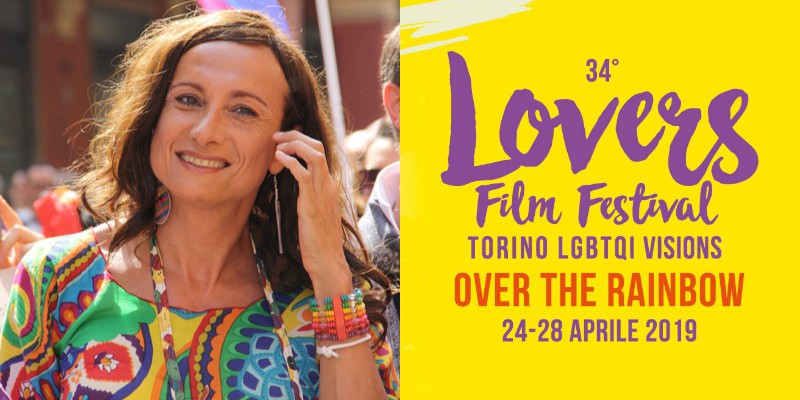 Vladimir Luxuria dirigerà il Lovers Film Festival 2020