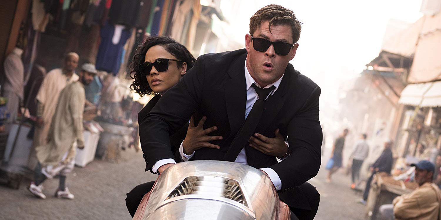 Nuovo trailer per Men in Black International