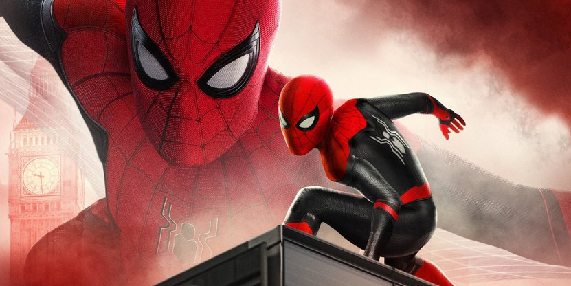 Spider-Man: Far From Home, i nuovi banner mostrano i costumi di Peter
