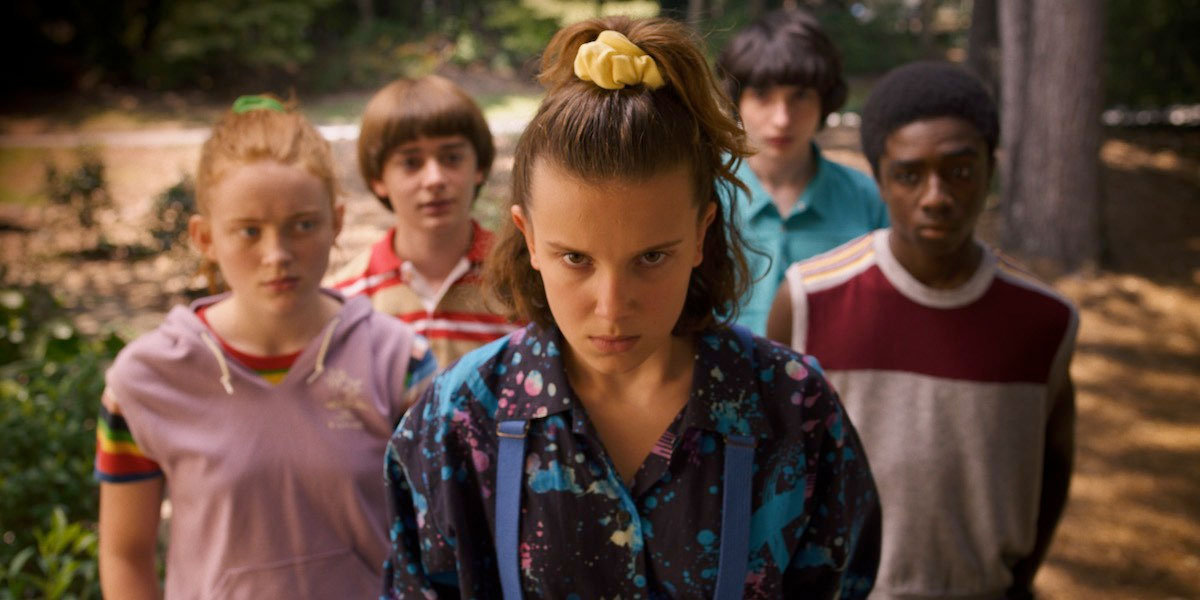 Netflix e Apple TV bloccano tutte le riprese, anche Stranger Things