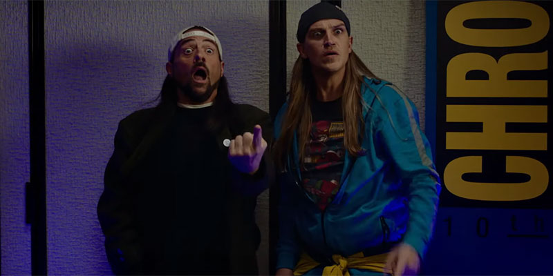 Red-band trailer di Jay and Silent Bob Reboot