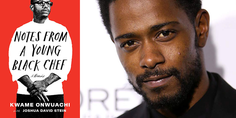 Lakeith Stanfield in Notes From a Young Black Chef