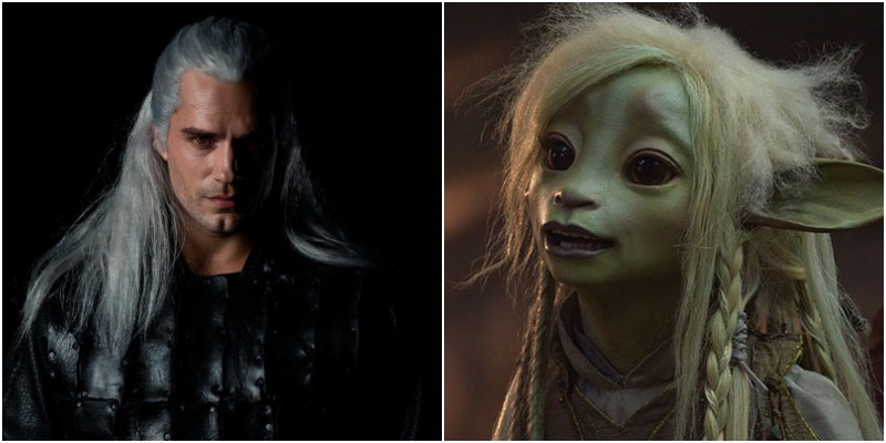 Comic-Con 2019: Netflix porterà The Witcher e Dark Crystal: La resistenza