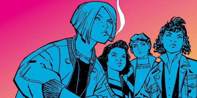 Paper Girls: Amazon ordina la serie tratta dal fumetto di Brian K. Vaughan