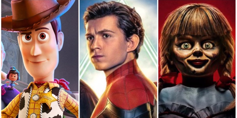 Spider-Man: Far From Home, Annabelle 3, Toy Story 4 – Il Podcast speciale con le VOSTRE recensioni!