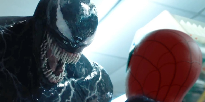 Spider-Man Venom cross-over