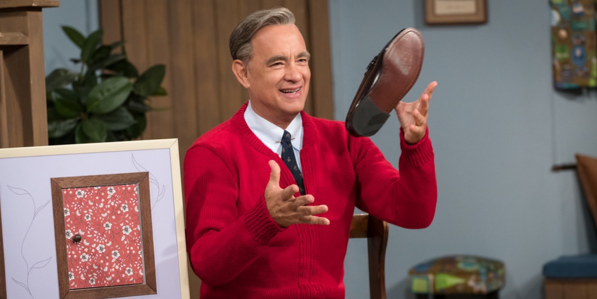 Tom Hanks è Mister Rogers nel trailer di A Beautiful Day in the Neighborhood