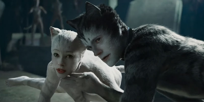 Cats – Trailer italiano, al cinema da Natale