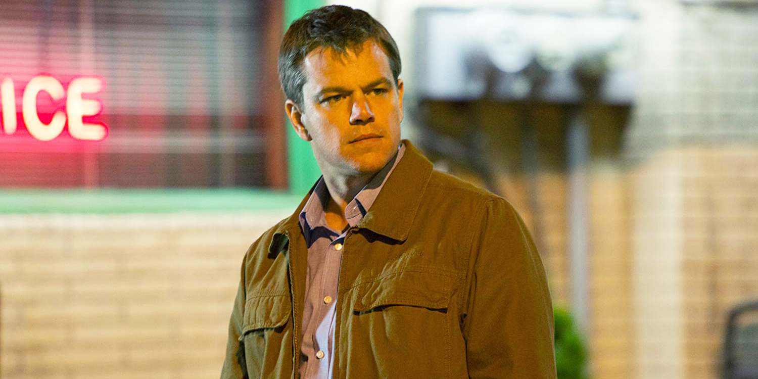 Stillwater: Matt Damon...