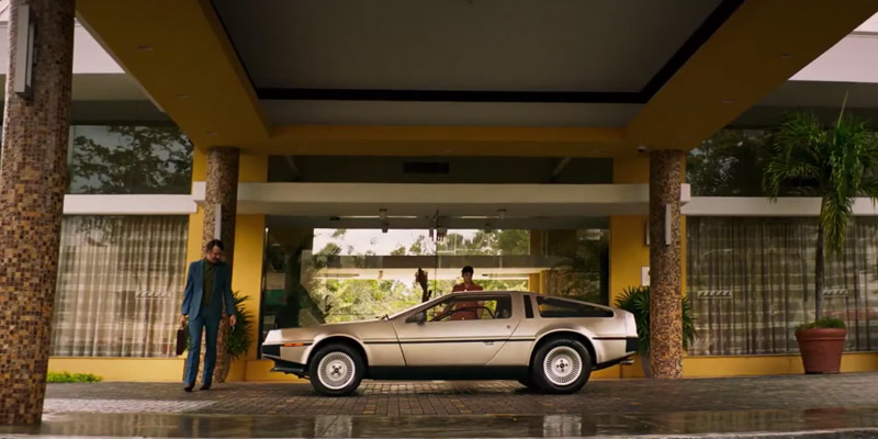 Driven – Il trailer del film su John DeLorean con Jason Sudeikis e Lee Pace