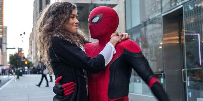 Spider-Man: Far From Home finale