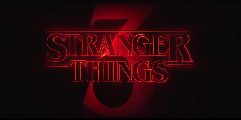 Stranger Things 3 disponibile in streaming su Netflix