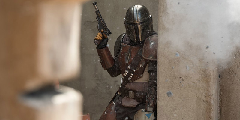 The Mandalorian: nell'episodio 4 un errore che ricorda la tazza di caffè di Game of Thrones