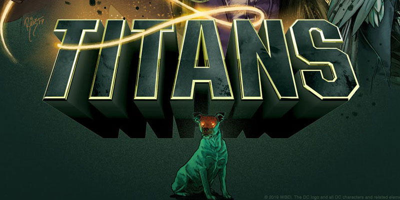 SDCC – I poster di Titans, Doom Patrol, Young Justice: Outsiders e Swamp Thing
