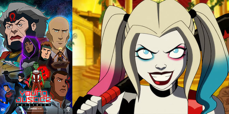 SDCC19 – Young Justice: Outsiders rinnovato, nuovo trailer di Harley Quinn