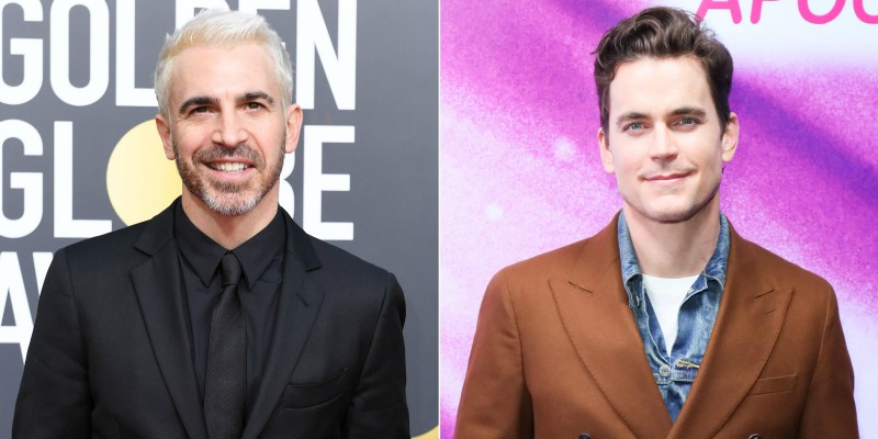 Matt Bomer e Chris Messina nella terza stagione di The Sinner