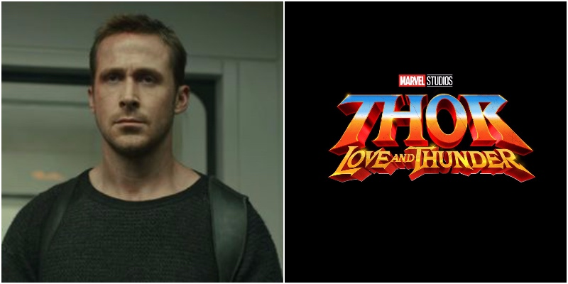 Ryan Gosling nel cast di Thor Love And Thunder?