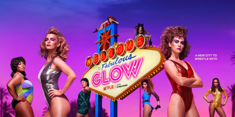 GLOW – La stagione 3 è disponibile in streaming su Netflix