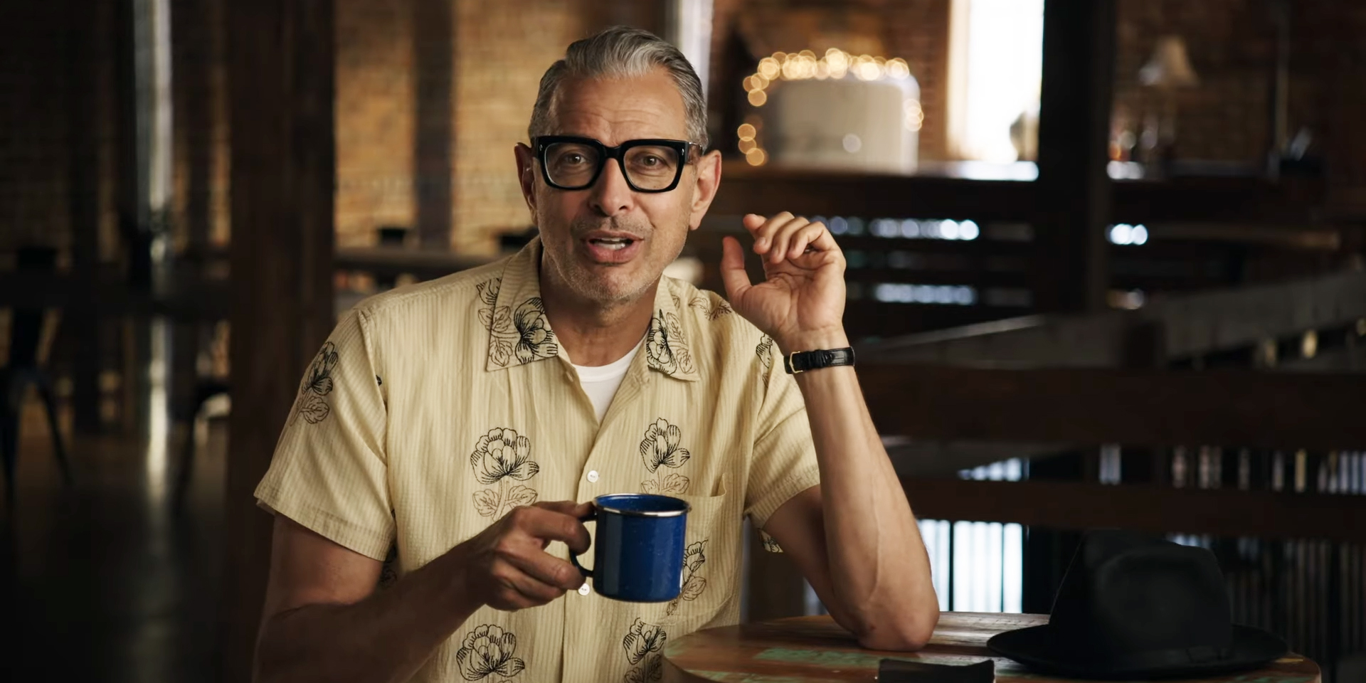 The World According to Jeff Goldblum – Il trailer della docuserie Disney+