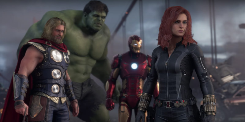 Marvel's Avengers – Ecco il video con 18 minuti di gameplay