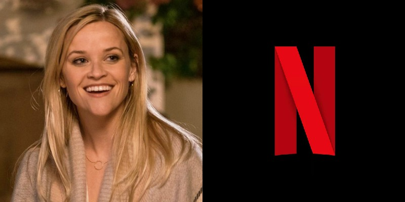 Netflix acquista Pyros, film di fantascienza con Reese Witherspoon