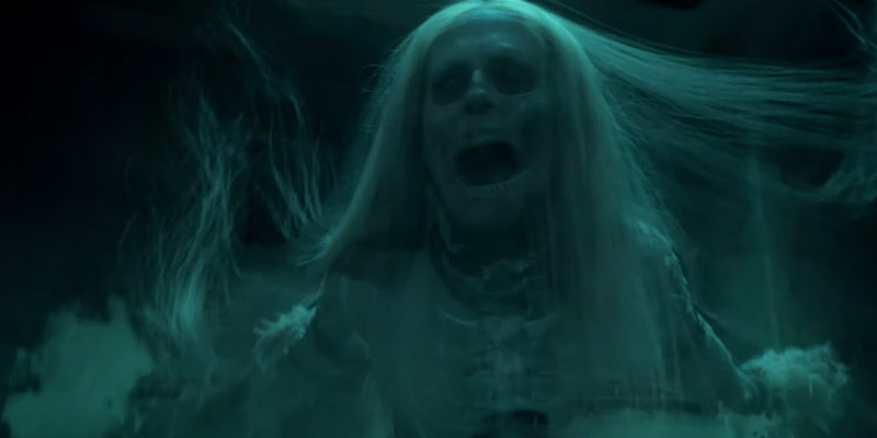 Scary Stories to Tell in the Dark – Il trailer con Season of the Witch di Lana Del Rey