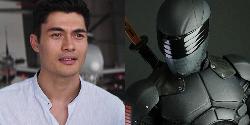 Snake Eyes: Henry Golding protagonista dello spin-off di G.I. Joe