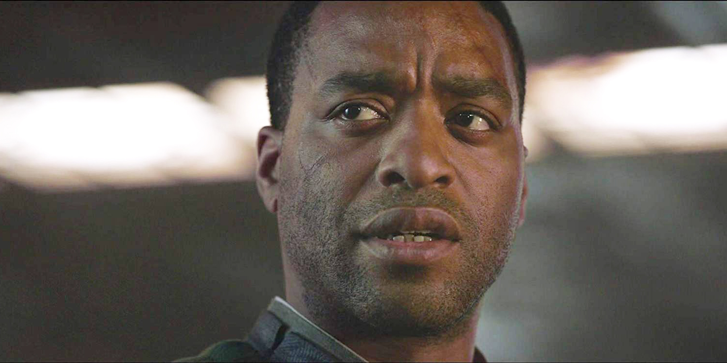 Chiwetel Ejiofor accanto a Mark Wahlberg nel thriller Infinite