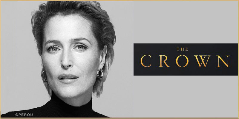 The Crown – Gillian Anderson è Margaret Thatcher, la conferma