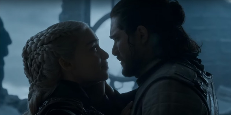 EMMY 2019 – Ecco il video-tributo a Game of Thrones