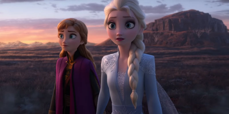 Frozen 2 – Un nuovo sneak peek introduce la canzone 'Into The Unknown'