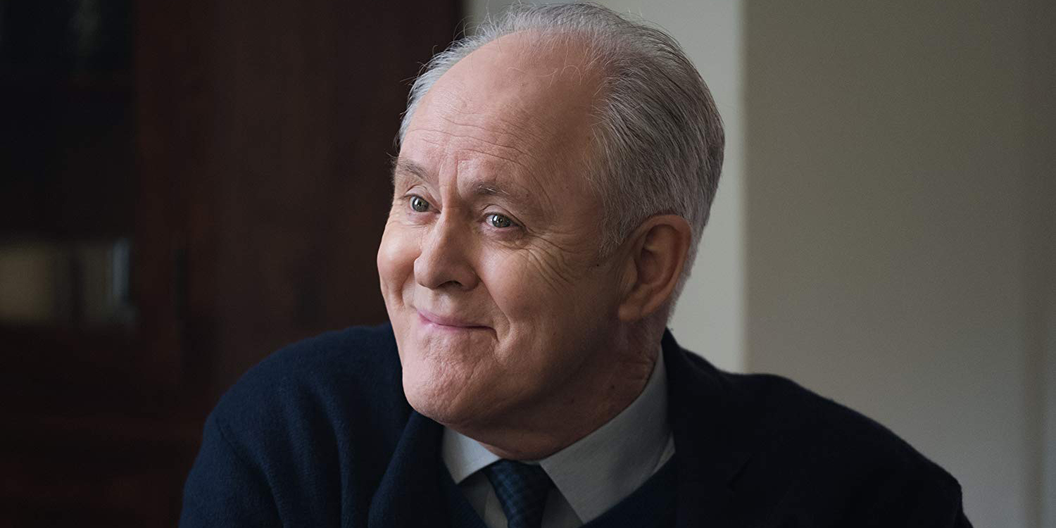John Lithgow accanto a Jeff Bridges nella serie Old Man